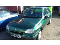 1997 Renault Clio 1.2 .NOW ...£375 ono