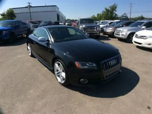 2012 Audi S5 PREMIUM / MANUAL / 4.2 / ALL OPTIONS