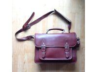 ONA Brooklyn leather camera satchel/messenger bag