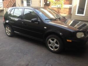2003 Volkswagen Golf Berline