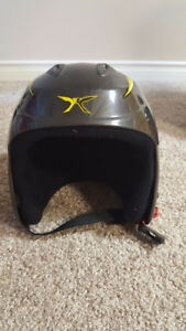 Youth Downhill Ski Helmet