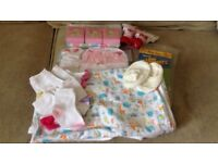 Brand new baby bits and bobs