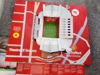 Manchester United memorabilia (rare) pop up