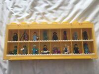 Lego Minifigure Series 6 - Full set - 16 figures in total