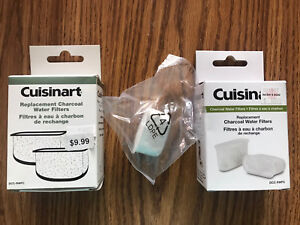 Cuisinart Charcoal Filters