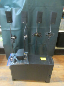 Bose Acoustimass 10 Series IV (Black) For Sale At Nearly New