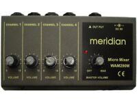 Meridian WAM290M Micro Mixer SALE