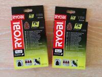 Ryobi sanding sheets SCS10A x 2 boxes