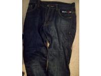 Kevlar Motorcycle Jeans - Oxford SP-J2 - UK Size 30/31