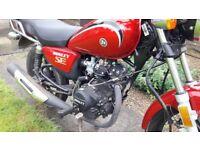 125cc Honley Motorbike