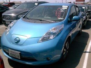 2014 Nissan Leaf SL / BOSE
