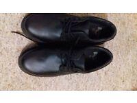 Dr Martens steel toe cap safety shoe size 10