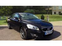 2010 Volvo C70 D3 (150) SE Lux 2dr Geartronic Automatic Diesel Convertible