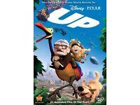 Disney Pixar Up Blu-Ray & DVD