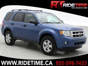 2010 Ford Escape XLT - Leather, Alloy Wheels, LOW KMs