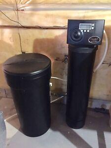 Water Dept Deluxe Series water softener