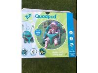 Quadpod 4 in 1 swing seat