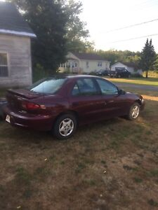 2002  Chevy Cavilier