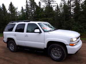 2003 chevrolets tahoe 4x4 limited