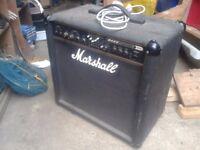 "Marshall Bass State B65 65watt Bass Combo Amplifier amp,12"" speaker"
