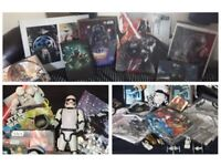 Star Wars Bundle All New or like new