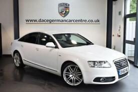 2010 60 AUDI A6 2.0 TDI S LINE SPECIAL EDITION 4DR 168 BHP DIESEL