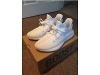 Adidas Yeezy Boost 350 V2 Cream White UK Size 8 Brand New For Sale #adidas #yeezyboost