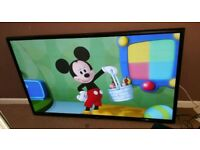 Lg 50 inch supper slim line HD tv excellent condition fully working