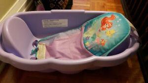 Little Mermaid Bath Tub
