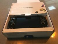 PS Vita Console 3G/WiFi in Box- includes 16GB Memory Card + SIM
