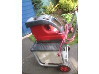 Garden Shredder 2500w (Heavy Duty)