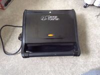 George Foreman 5-Portion Family Grill