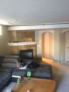 FULLY FURNISHED WALKOUT WITH FLAT SCREEN TV AVAIL AUG.1ST