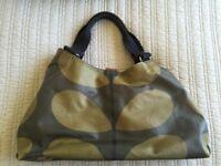 Green Orla Kiely Handbag