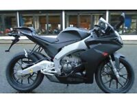 Aprilia rs4 breaking