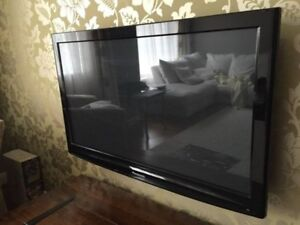 "TV PANASONIC 50"" PLASMA FULL HD 1080p IMPECABLE"