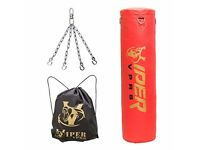 4 Foot Punchbag and Wall Bracket