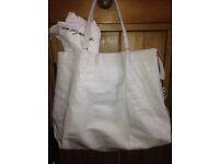 Beautiful Designer Kenneth Cole Leather Purse/Handbag/Tote PRICE LOWERED