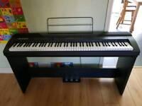 2 month old digital piano Alesis coda