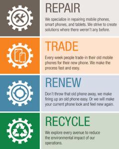 ★ Cell Phone Repair, Unlocking and Accessories KAMLOOPS ★