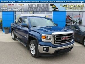 2015 GMC Sierra 1500 SLE | Leather Bench | Nav | 4G  - Bluetooth