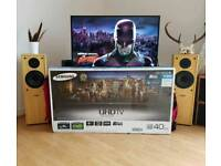 "40"" Samsung 4K UHD Smart TV"