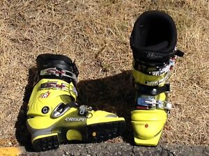 Ski boots...only worn a couple of times...MINT CONDITION!