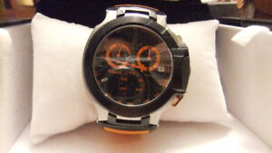 Genuine Tissot T-Race Chronograph  Dive Watch New Condition