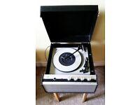 Late 60s Autochanger Record Player - ITT KP1000