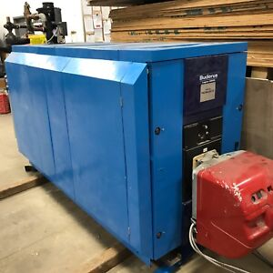 Buderus commercial/industrial boiler