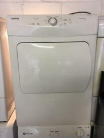 White Hoover 8kg Vented Tumble Dryer Fully Working Order Just £80 Sittingbourne