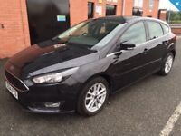 2014 (64) FORD FOCUS 1.0 ZETEC ECOBOOST, FULL SERVICE HISTORY, LOW MILES