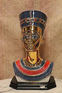 Collection 10 Figurines Nadal Pharaoh Princess 24 c Or Platinium