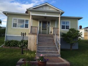 Charming, 3 bedroom house, fully furnished.
